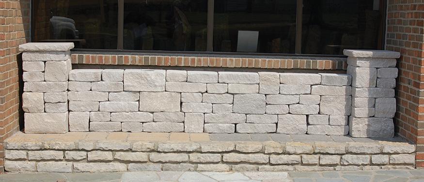 Indiana Limestone Tumbled